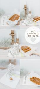 DIY Selbstgemachte Karamellbonbons Rezept Blog