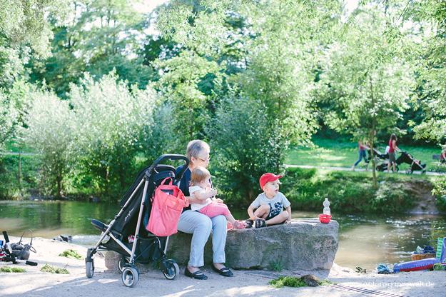 JAn der Alb in Karlsruhe mit Kindern8