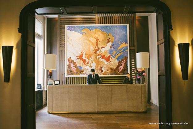Villa Kennedy Zimmer Frankfurt Hotel