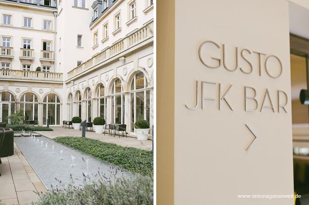 Villa Kennedy Zimmer Frankfurt Hotel13