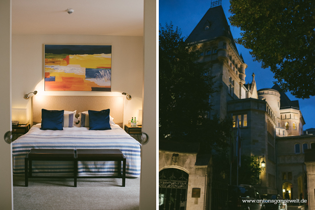 Villa Kennedy Zimmer Frankfurt Hotel15