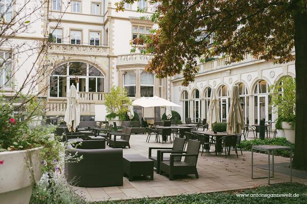 Villa Kennedy Zimmer Frankfurt Hotel4