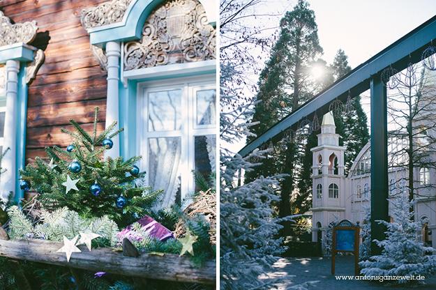 Europapark Winterzauber 2014 Blick hinter die Kulissen14