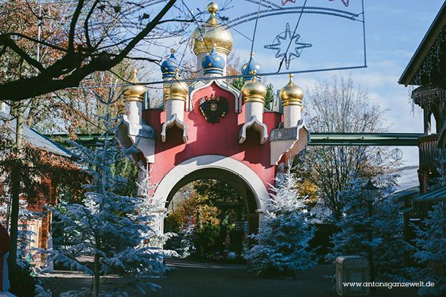 Europapark Winterzauber 2014 Blick hinter die Kulissen15
