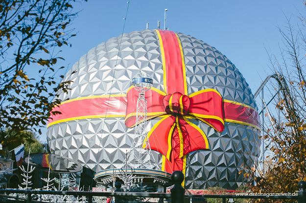 Europapark Winterzauber 2014 Blick hinter die Kulissen16
