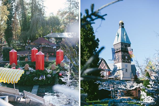 Europapark Winterzauber 2014 Blick hinter die Kulissen18