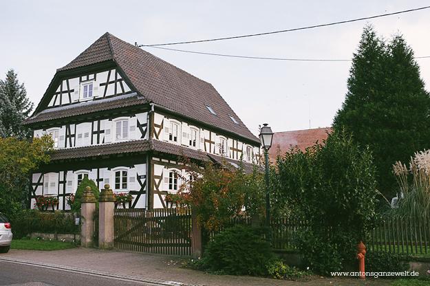 Hunspach Seebach Elsass Rundreise