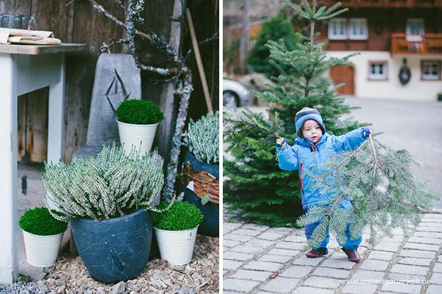 Christbaumschlagen und Weihnachtsmarkt Ravennaschlucht10