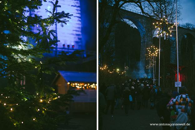 Christbaumschlagen und Weihnachtsmarkt Ravennaschlucht19