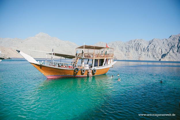 Dhow Cruise Musandam13