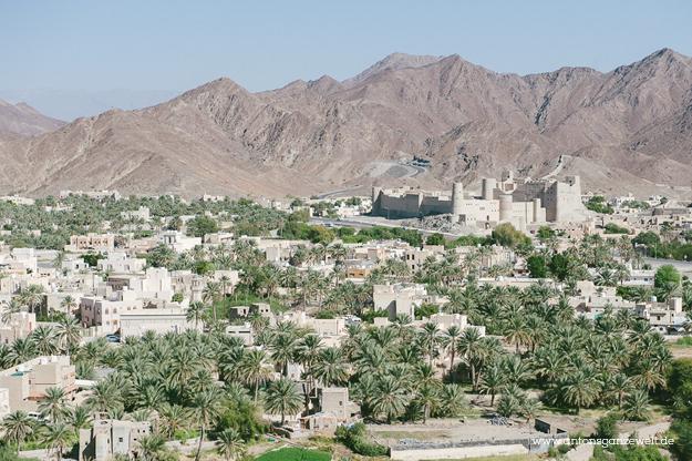 Fort Bahla und Jabreen Castle Oman mit Kindern