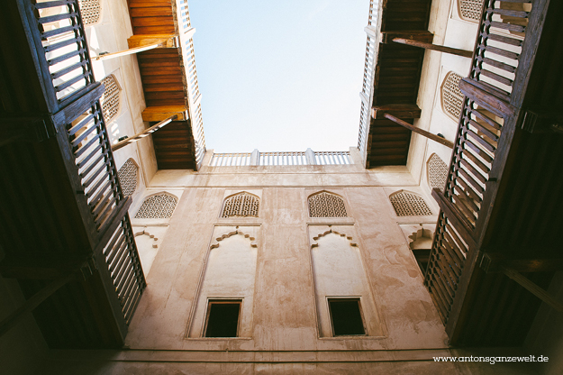 Fort Bahla und Jabreen Castle Oman mit Kindern11
