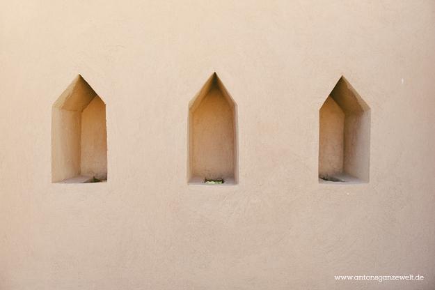 Fort Bahla und Jabreen Castle Oman mit Kindern4