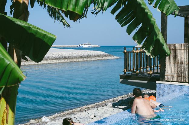Hotelempfehlung Oman Atana Hotel Khasab6