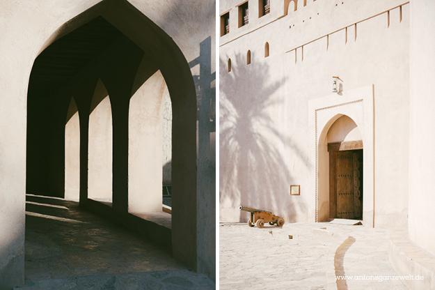 Nizwa Oman Fort Reisetips mit Kindern10