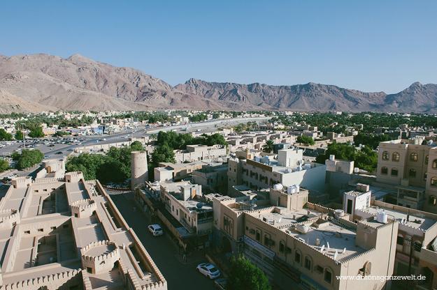 Nizwa Oman Fort Reisetips mit Kindern11