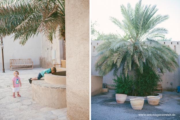Nizwa Oman Fort Reisetips mit Kindern13