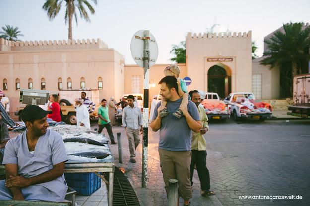 Nizwa Oman Fort Reisetips mit Kindern25
