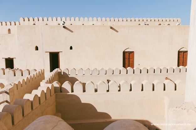 Nizwa Oman Fort Reisetips mit Kindern3