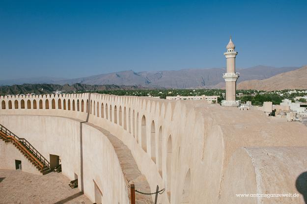 Nizwa Oman Fort Reisetips mit Kindern7