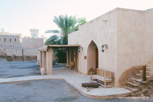 Nizwa Oman Fort Reisetips mit Kindern8