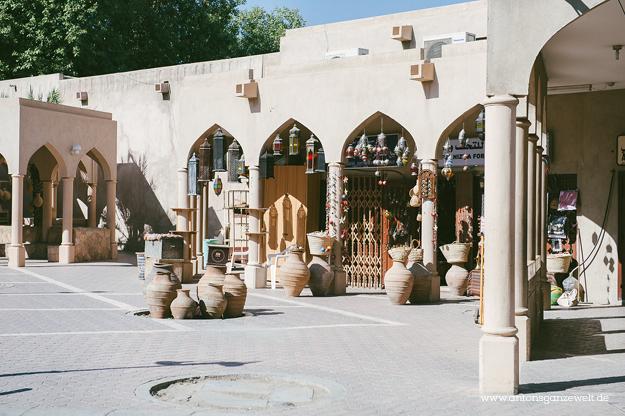 Nizwa Oman Reisetips mit Kindern