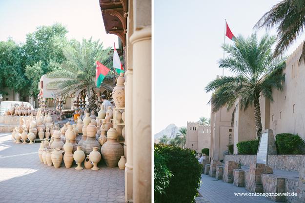 Nizwa Oman Reisetips mit Kindern2