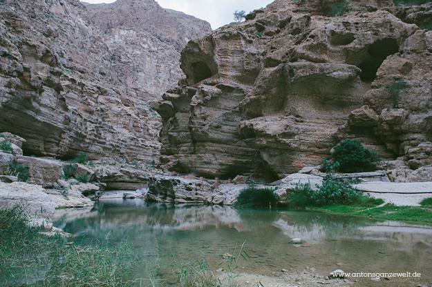 Oman Wadi Shab5