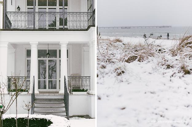 Binz auf Rügen im Winter 10