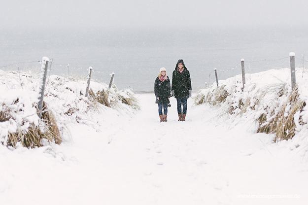 Binz auf Rügen im Winter 13