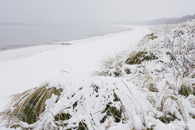 Binz auf Rügen im Winter 14