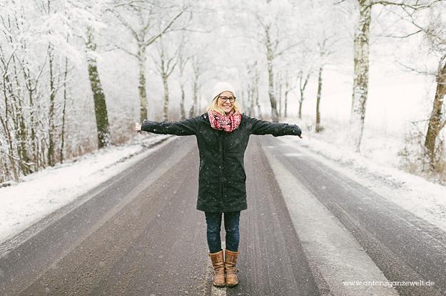 Binz auf Rügen im Winter 4