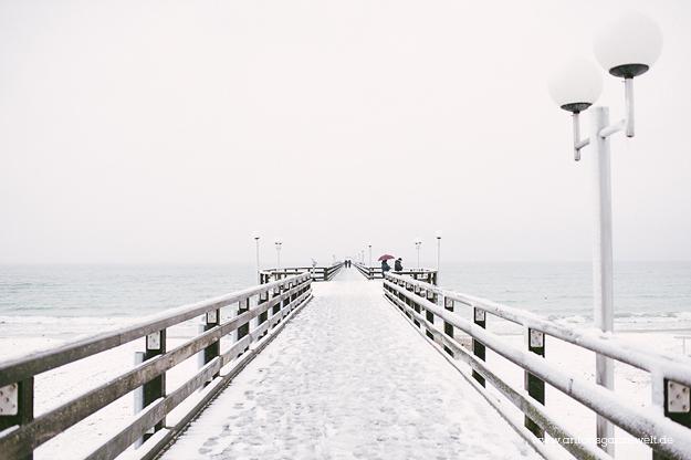 Binz auf Rügen im Winter 5