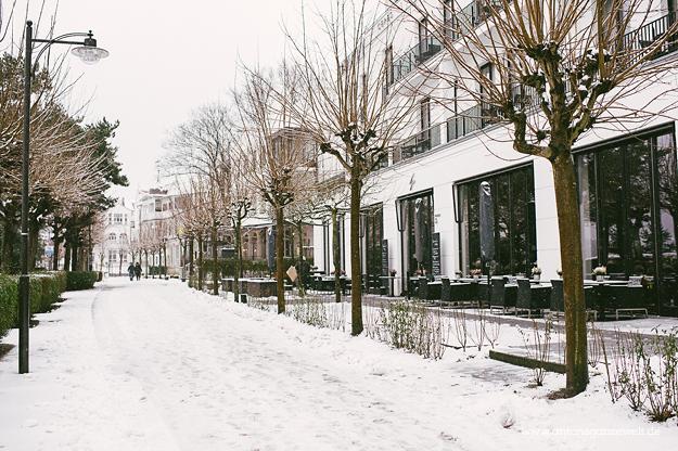 Binz auf Rügen im Winter 6