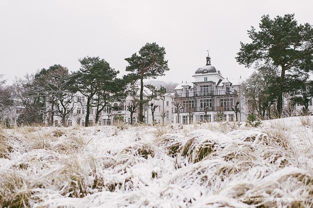 Binz auf Rügen im Winter 9