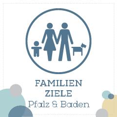 Familienziele Pfalz und Baden