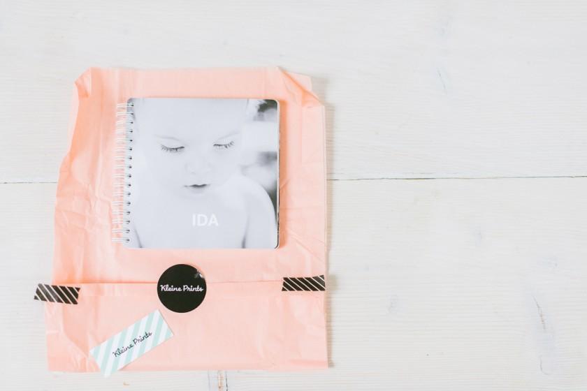 Album für Kinder Kleine Prints
