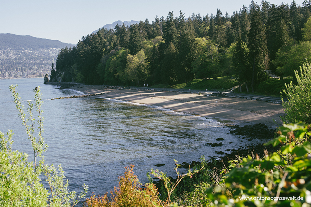 Discover Vancouvers English Bay by bike7
