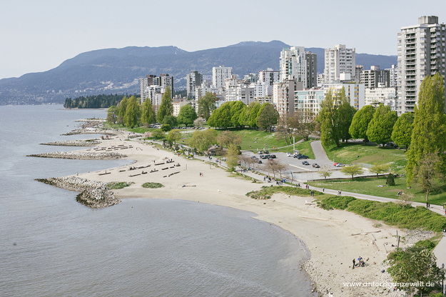 Discover Vancouvers Kitsilano by bike2