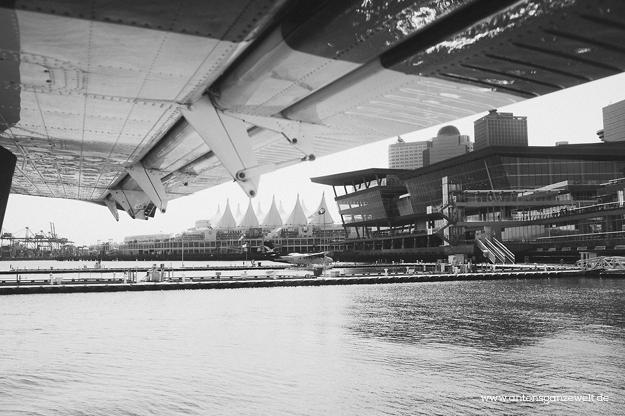 Rundflug mit dem Wasserflugzeug in Vancouver4
