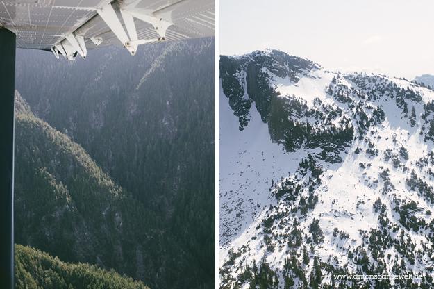 Rundflug mit dem Wasserflugzeug in Vancouver5