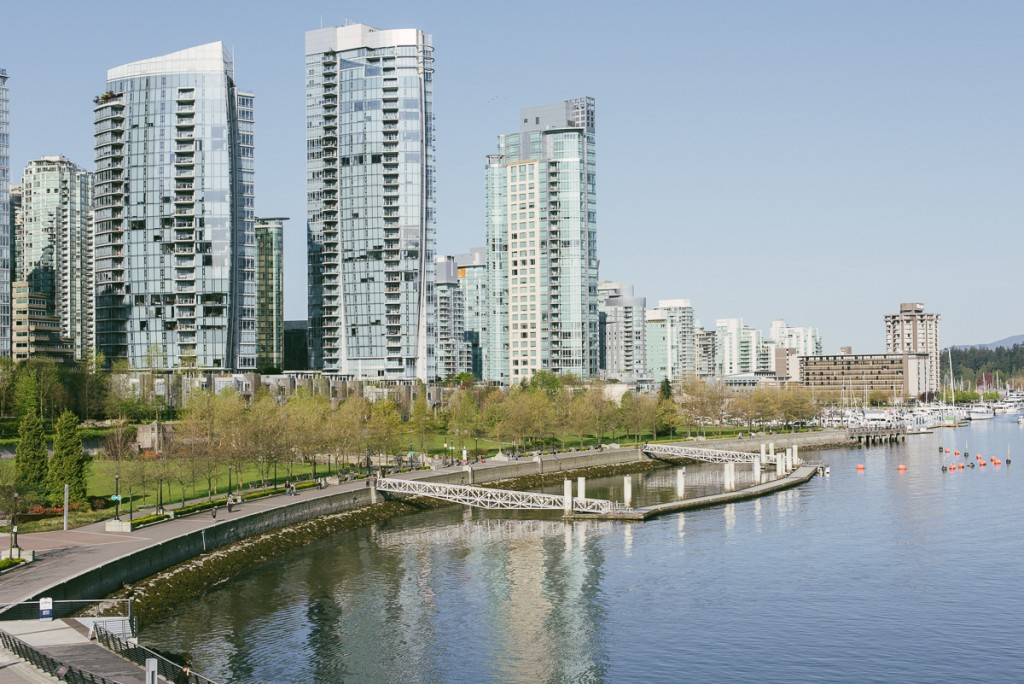Vancouver Waterfront 2015