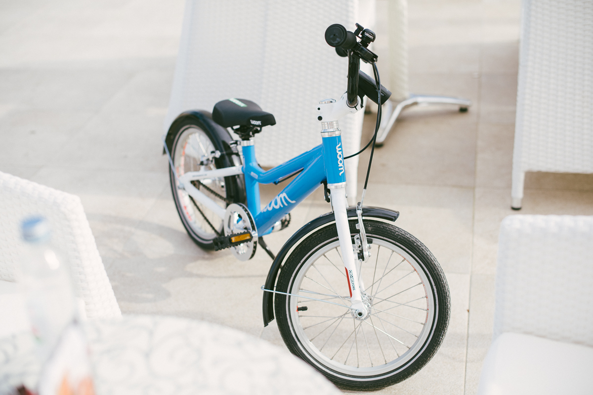 Erfahrungen mit dem Woom Bike Größe 3