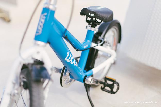 Erfahrungen mit dem Woom Bike Grösse 35