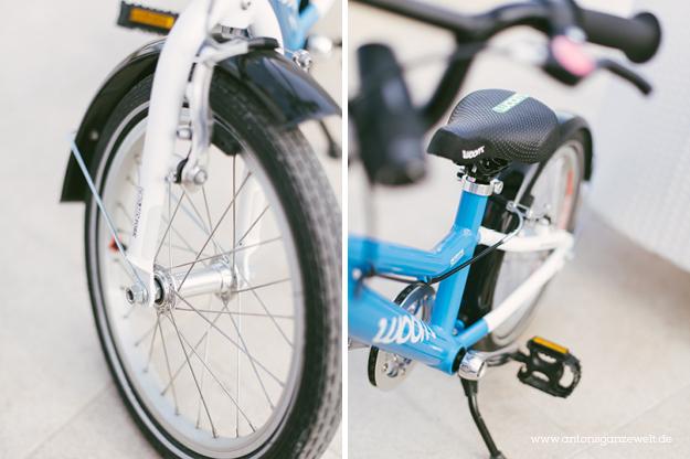 Erfahrungen mit dem Woom Bike Grösse 36