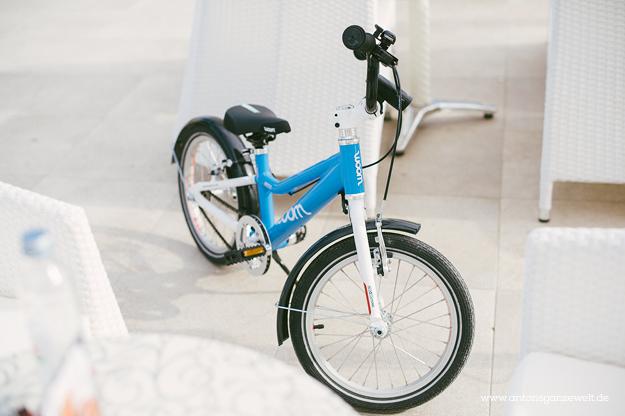 Erfahrungen mit dem Woom Bike Grösse 37