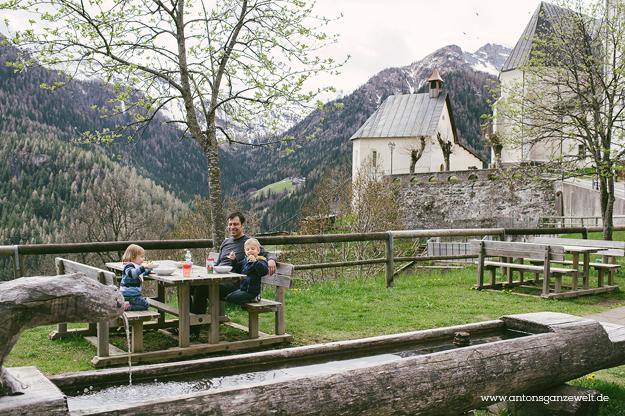 Von Meran nach Cortina d'Ampezzo Grosse Dolomitenstrasse10