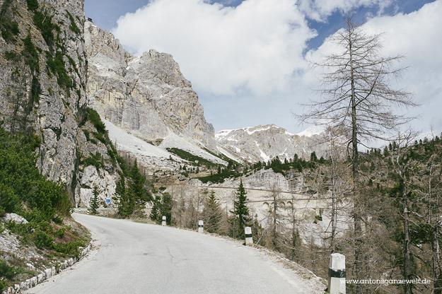 Von Meran nach Cortina d'Ampezzo Grosse Dolomitenstrasse13