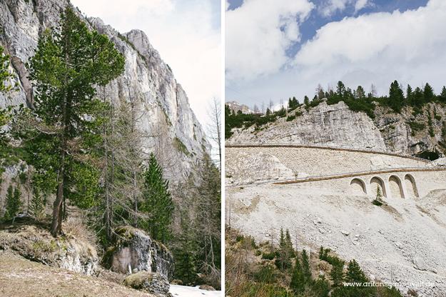 Von Meran nach Cortina d'Ampezzo Grosse Dolomitenstrasse14