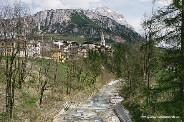 Von Meran nach Cortina d'Ampezzo Grosse Dolomitenstrasse16